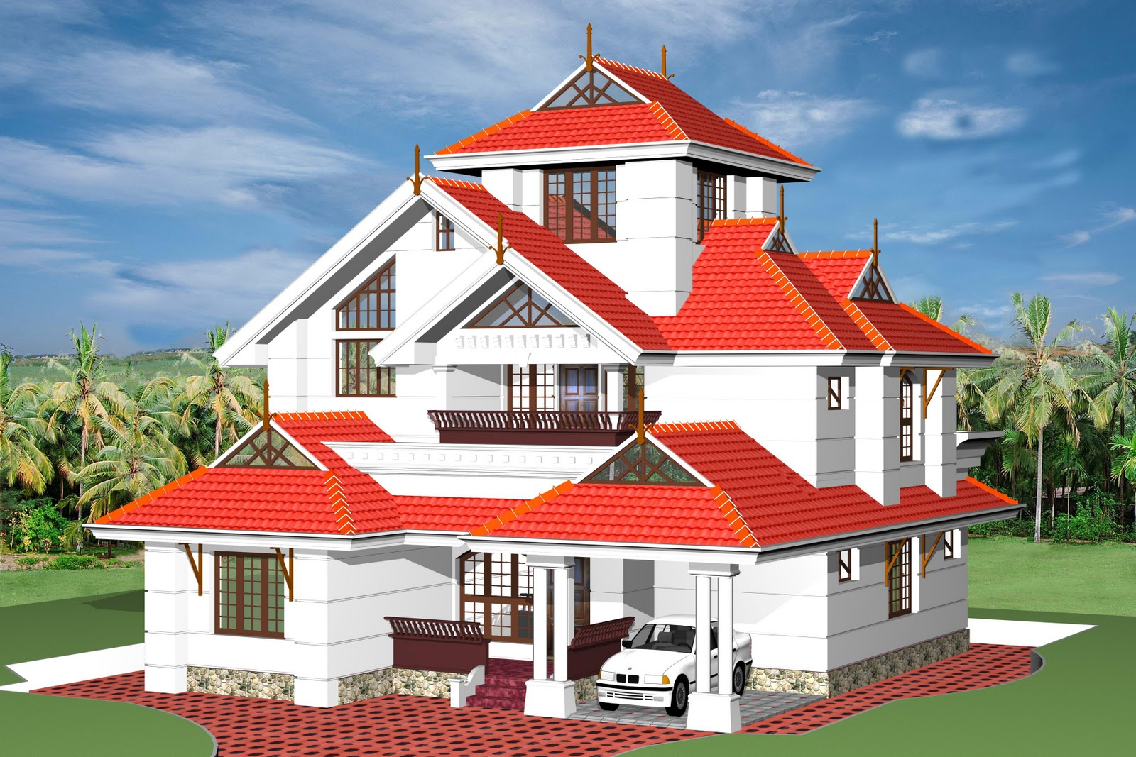 Kerala+house+plans+free+download
