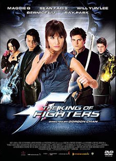 Download The King Of Fighters A Batalha Final DVDRip RMVB Dublado