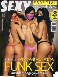 Sexy Especial Proibidas Funk Novembro 2010
