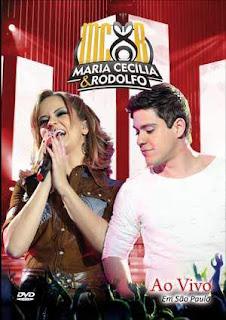 Download Maria Cecília & Rodolfo Ao Vivo em São Paulo DVDRip