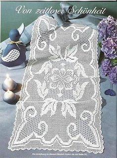 Crochet Chart Pattern | Patterns Gallery