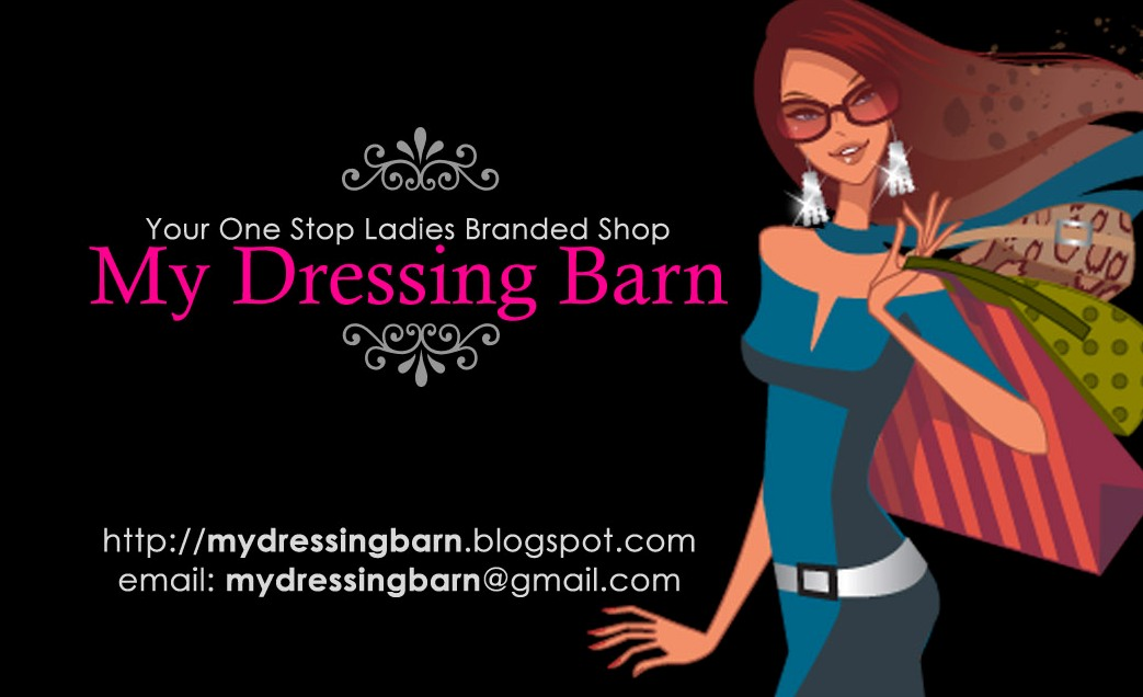 ~My Dressing Barn~