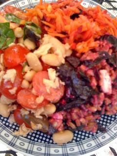Salads when it sizzles