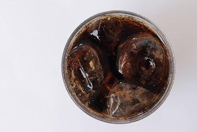 "Say ""no"" to soda"