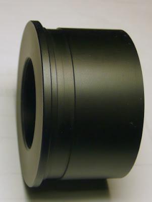 Pentax 75SDHF用的的60.2轉36.4套筒,用來鎖上36.4mm規格的配件。