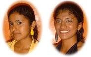 Hijas de Maria Claudia y Virgilio Leiva