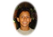 Hijo de Aydee y Miller Hernandez