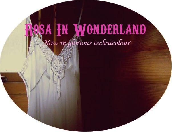 Rosa in Wonderland