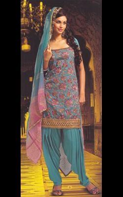 Punjabi Salwar Kameez ~ Ladies Fashion Style