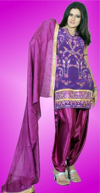 DEEPPURPLESALWARKAMEEZ 2170 full - Dress of the day 6 Feb 10