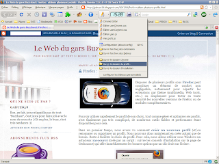 Trouver le profil de Firefox via le bouton de Mr Tech Toolkit