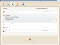 Thème Charamel pour Firefox 3.5 - Fenêtre des modules complémentaires : thèmes installés