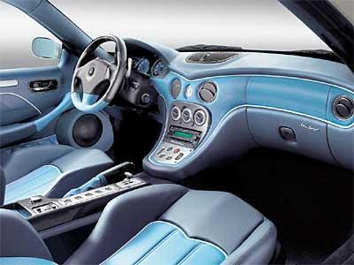 2004 Maserati Gransport. 2004 Maserati Gransport.
