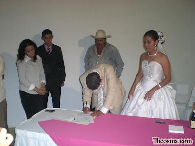 acta de matrimonio civil