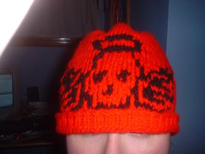 Kody May Knits Angel Skull Hat Pattern