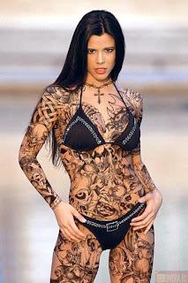 Woman of Tattoo