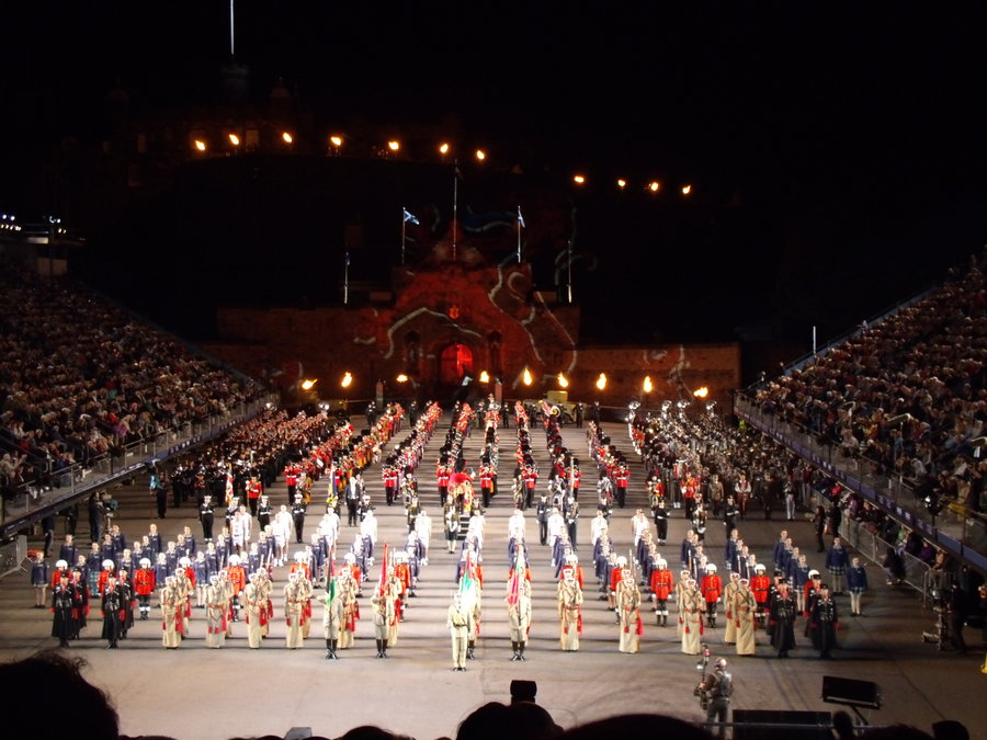 edinburgh tattoo,military tattoo edinburgh,edinburgh tattoo tickets