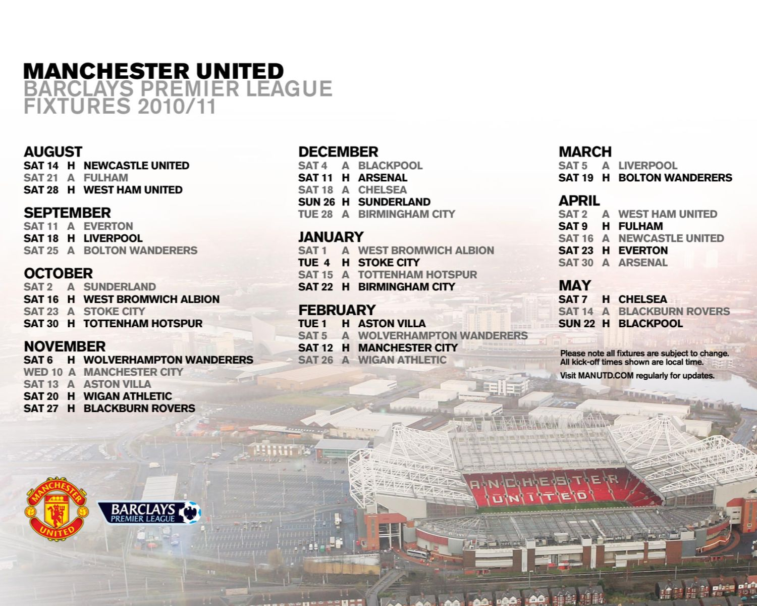 manchester united tours Photo