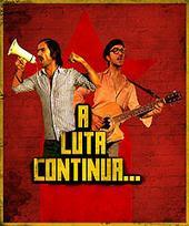 Homenagem à Luta...