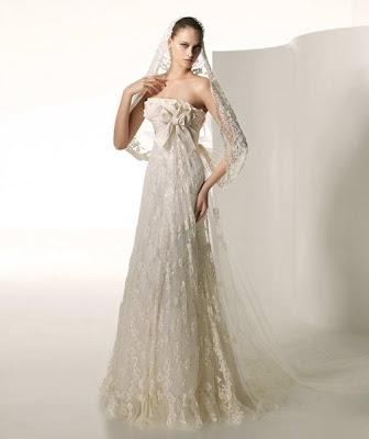 Wedding Gowns by Lebanese Designers Elie Saab