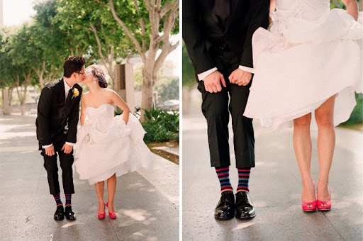 pink dior wedding shoes