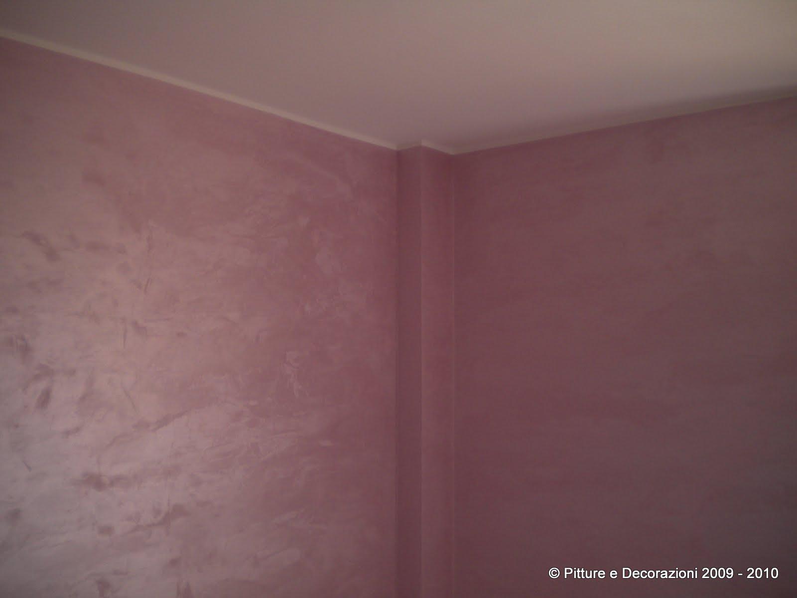Pitture decorazioni decorazione con oikos ottocento - Tinte camere da letto ...