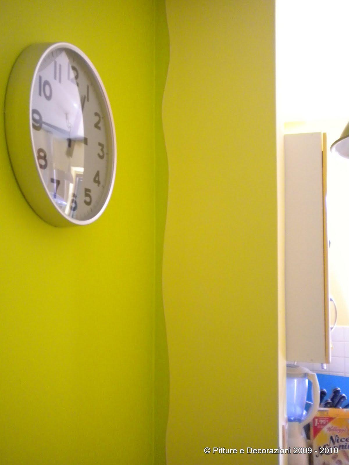 Pitture decorazioni tinteggiatura cucina - Boero colori ...