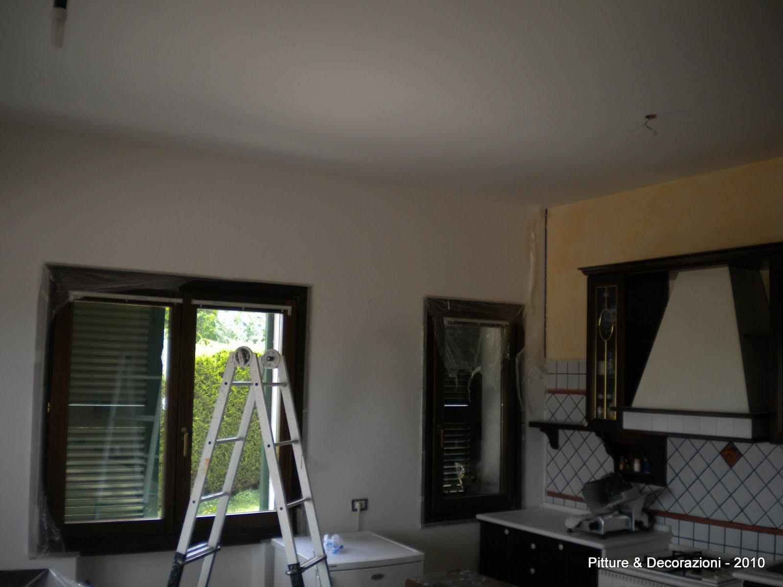 Pitture decorazioni in realizzazione la casa dei sogni for Casa dei sogni