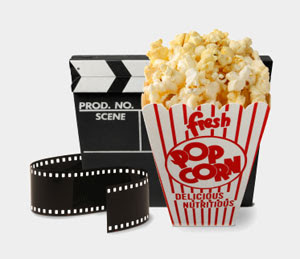 FREE popcorn while supplies last! Movies are intended for an adult audience.