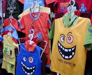 Grosir Kaos Anak Distro