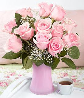 Mawar Pink Cantik