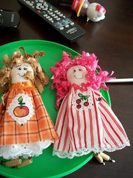 mini bonecas pra minha neta