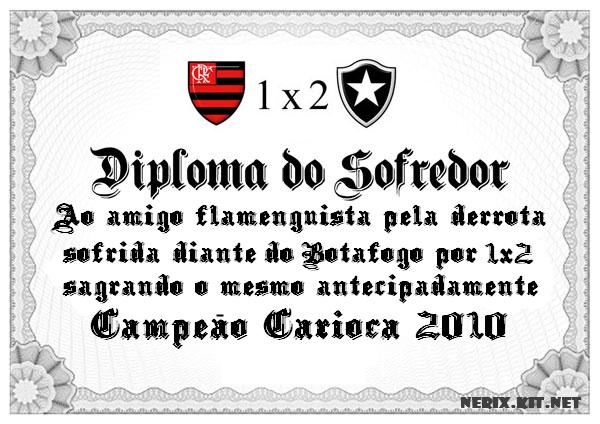 Flamengo Perde E Botafogo Se Sagra Campe  O Carioca Antedamente