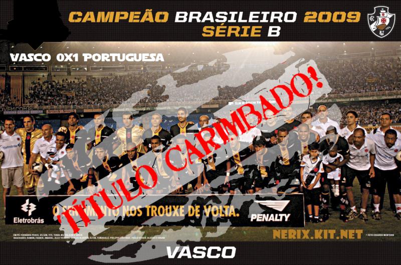 Portuguesa Carimba A Faixa Do Vasco