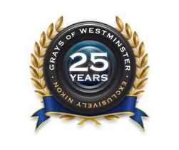 Grays of Westminster 25th Anniversary