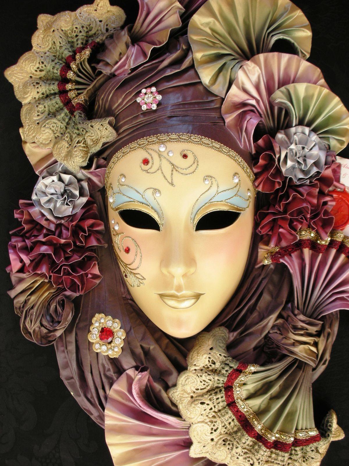 The gallery for mascaras de carnaval bonitas - Mascaras de carnaval de venecia ...