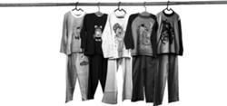Estudo da Deco avaliou pijamas escolhidos de forma aleatória com base em normas auto--regulatórias