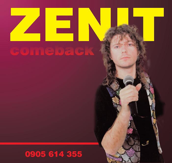 zenit comeback CD