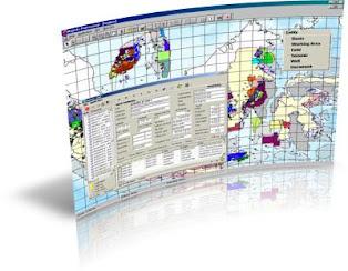 Jaringan Data Spasial
