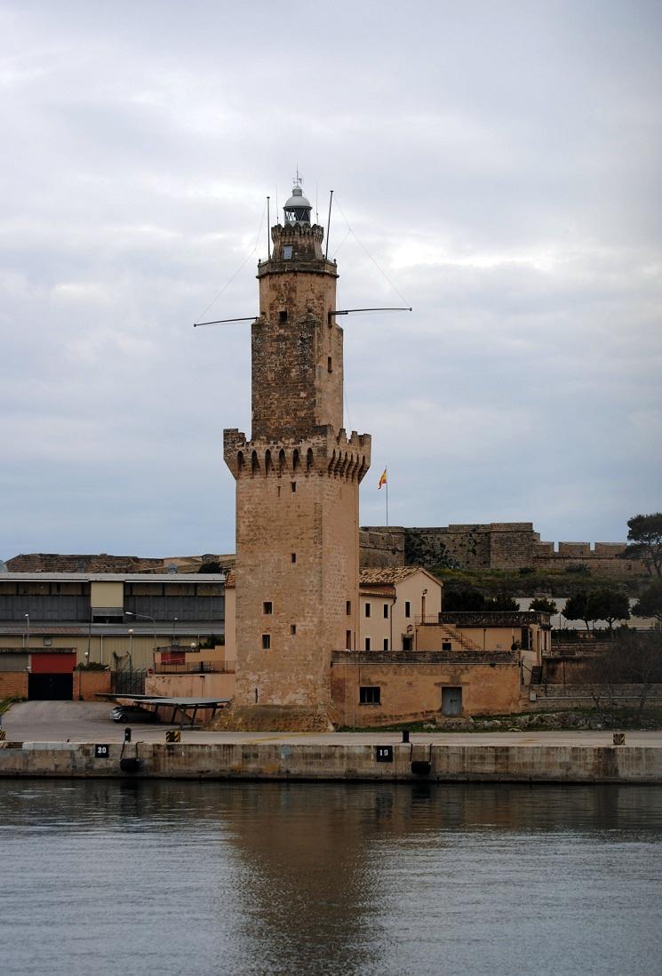 Mallorca mi isla faros del puerto de palma - Puerto de palma de mallorca ...