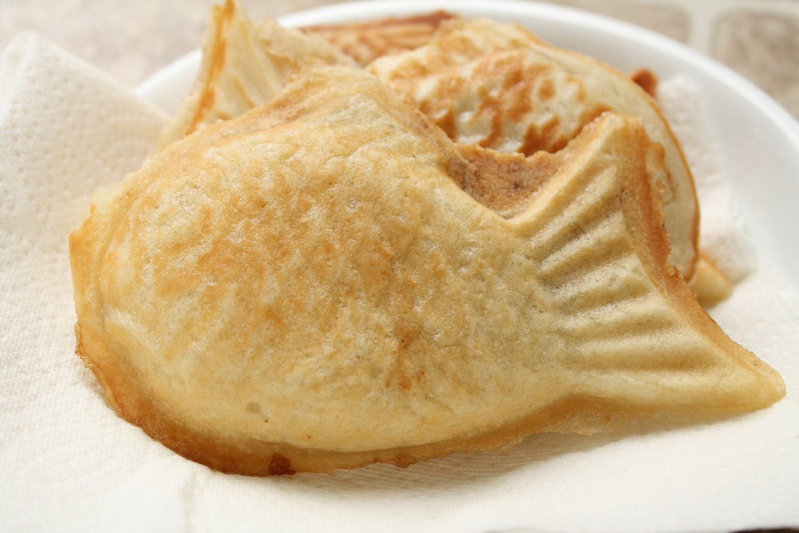 Fish shaped bread la petite frog for Fish shaped bread