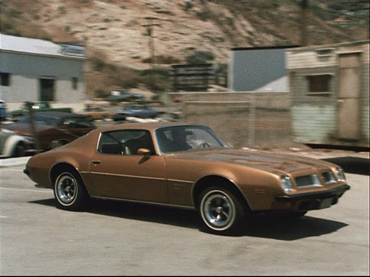 Jim rockford car