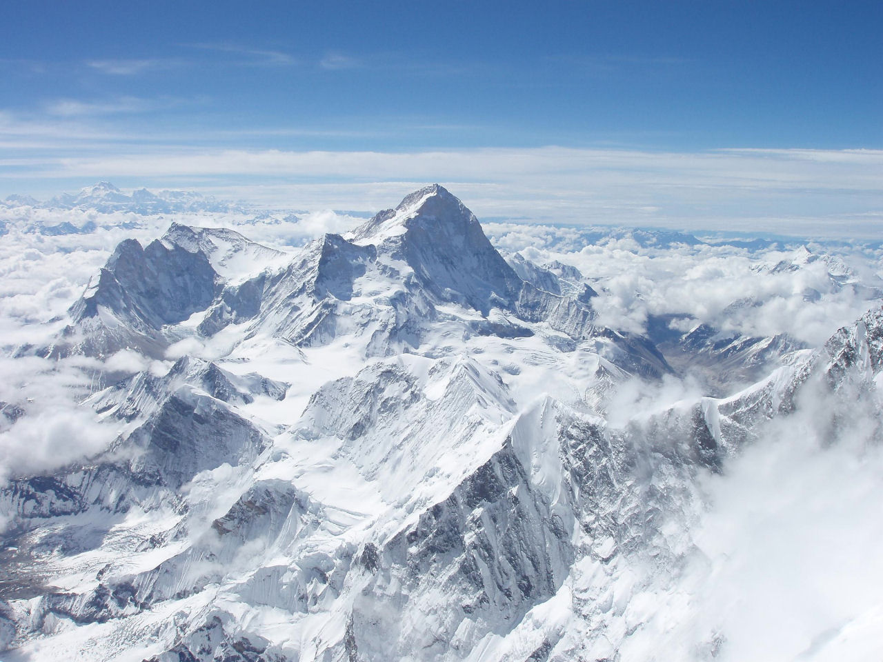 Forbes India Magazine - A Photo Essay on Mount Everest