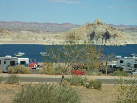 Retirement Travel Kathy And Gary Lake Powell And