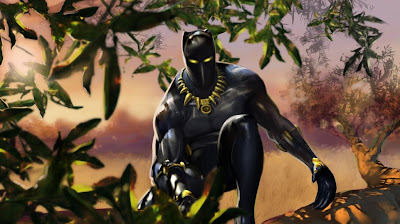 Live action Black Panther Movie