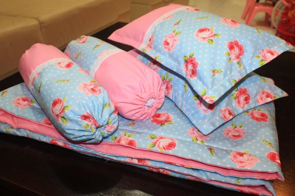 Little Diva Baby Blanket Set Ready Stock