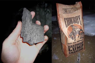 cowboy lump charcoal