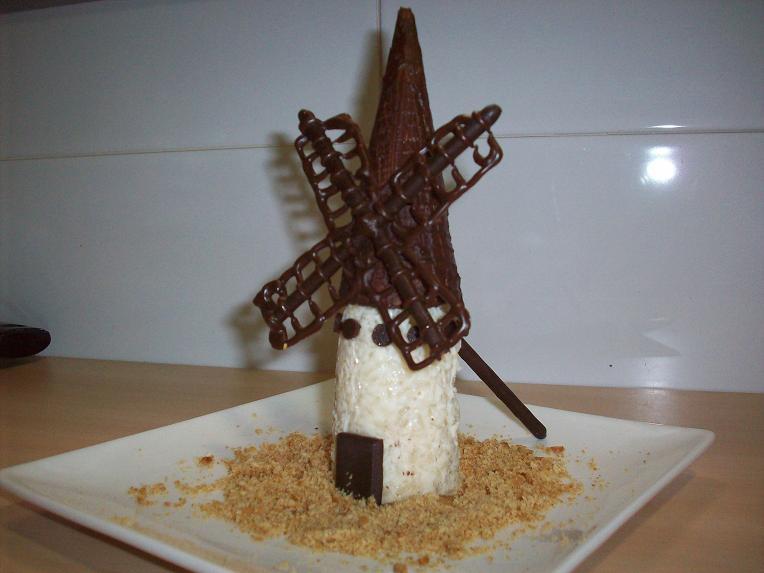Cocina creativa mi blog la cocina creativa cumple for Como hacer molinos de viento para el jardin
