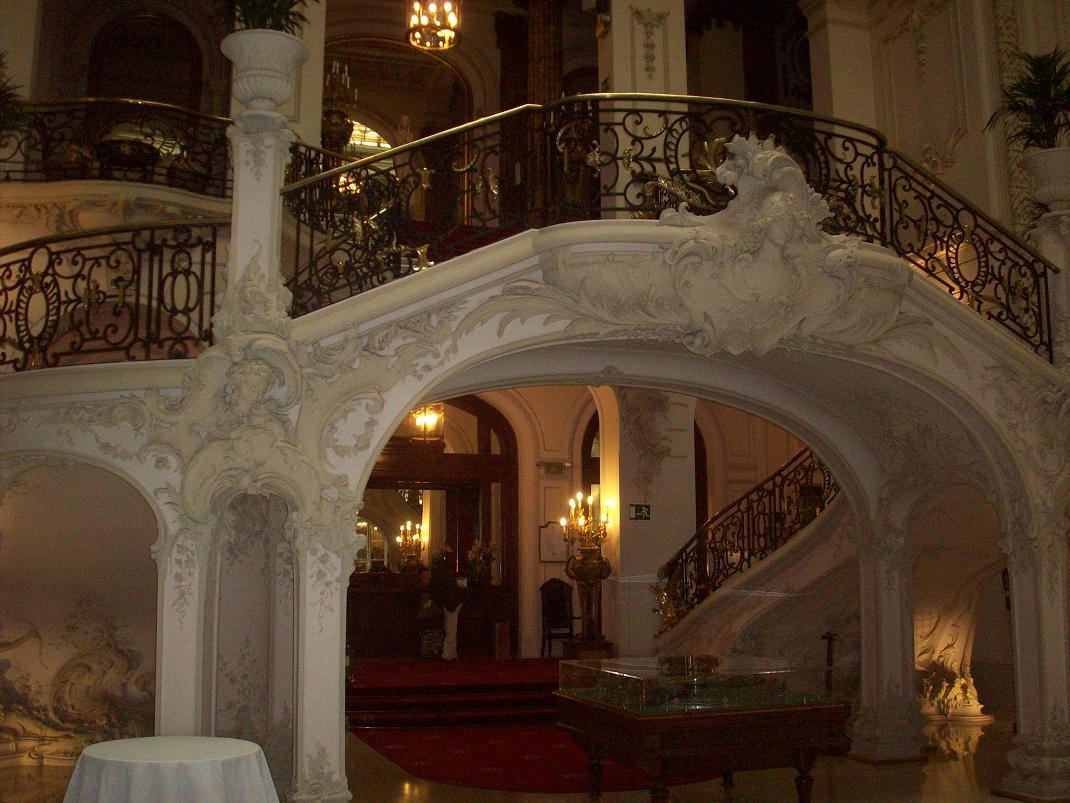 Restaurante casino de madrid