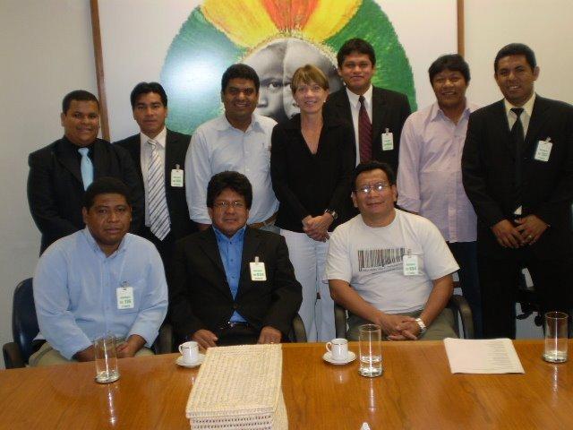 Advogados indígenas no MPF
